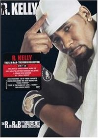 Cover R. Kelly - The R. In R&B - Greatest Hits Video Collection [DVD]